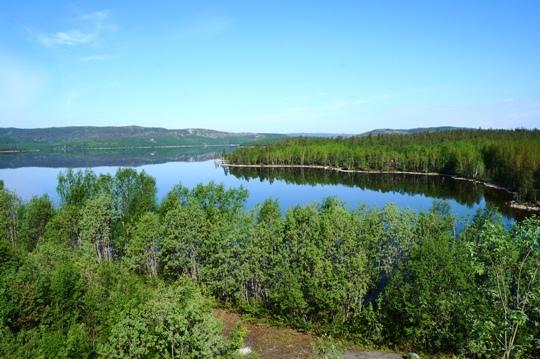 Реки Печенгского района1