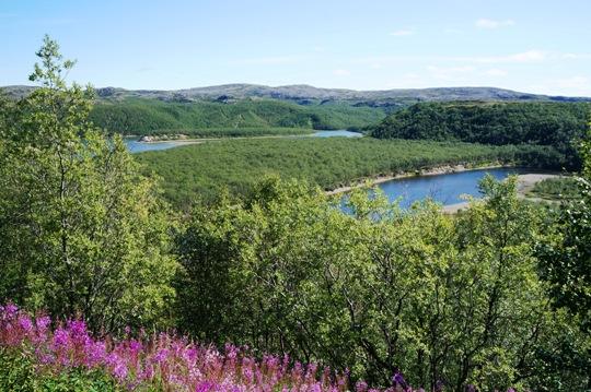 Реки и озёра Печенгского района